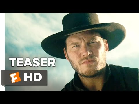 The Magnificent Seven Official Teaser Trailer #1