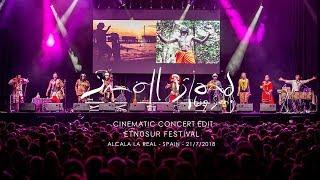 Small Island Big Song - Small Island Big Song - In Concert - Etnosur 2018, Spain.
