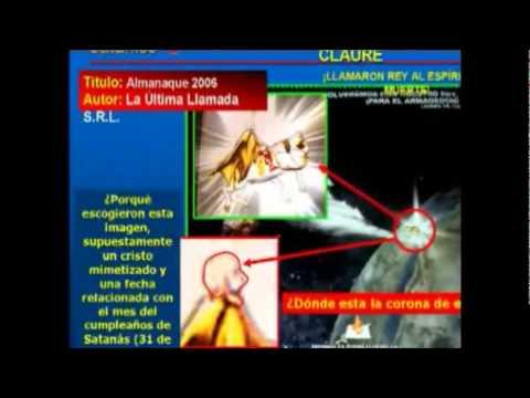 RICARDO CLAURE ES UN SATANISTA Y UN IDOLATRA