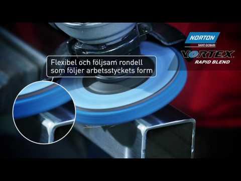 Norton Vortex RapidBlend - Tre rondeller i en