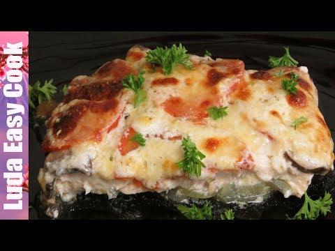 КУРИНОЕ ФИЛЕ ПО-ФРАНЦУЗСКИ без майонеза. Вкусно и Полезно | Creamy Parmesan  Mushroom Chicken