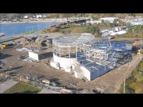 Welsh National Sailing Academy & Events Centre, Pwllheli