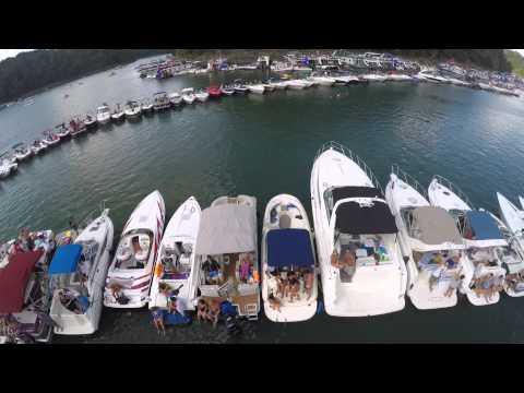 Harmon Creek Lake Cumberland 2015