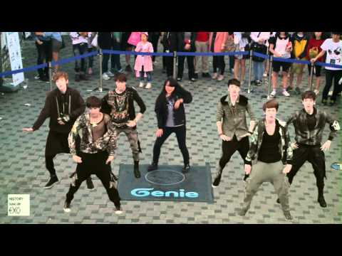 EXO-K_AR SHOW with Genie_Sequence 08 'Dance with EXO-K'_Episode 1 in DaeJeon, Korea