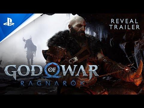 God of War Ragnarök - Reveal Trailer | PS5, PS4, deutsch