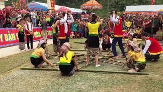 Giải Nhất Nhảy Sạp Lễ Hội Hang Bua 2019 I Khám Phá Văn Hóa Độc Đáo Miền Tây Xứ Nghệ