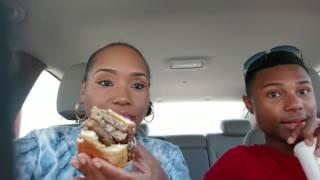 BK TRIPLE WHOPPER WITH CHEESE/FRUITLOOP SHAKE