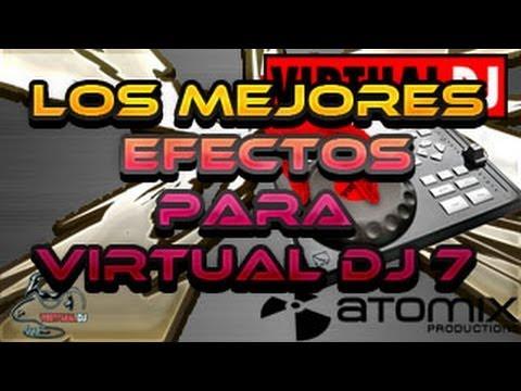 Los mejores Efectos Para virtual Dj 7 | Samples,Sounds,Efectos,Etc | 100 De Los Mejores | 2014