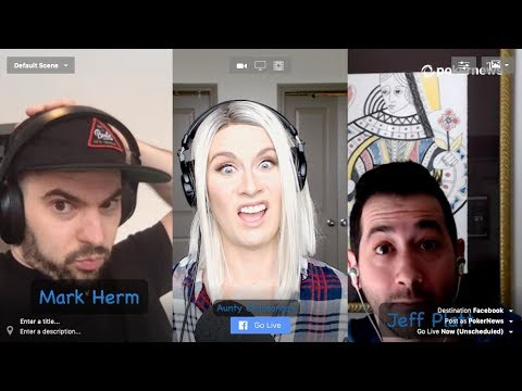LIVE PN Pod: Mark 'Chirp' Herm on Hypnotherapy, Tinder, Crypto, Drugs & More