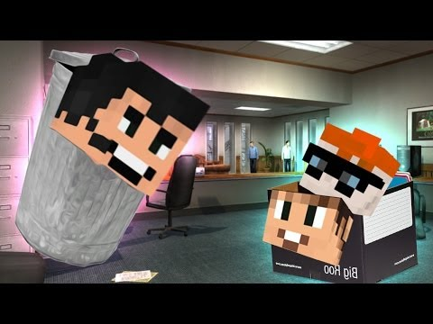 Drunk Minecraft   PROP HUNT #2 - Smashpipe Games