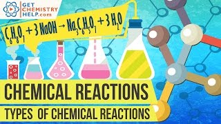 Chemistry Lesson: Types of Chemical Reactions