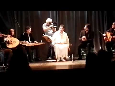 Hamid Ajbar - Hamid Ajbar Flamenco Fusion live in the Hotel Alhambra Palace
