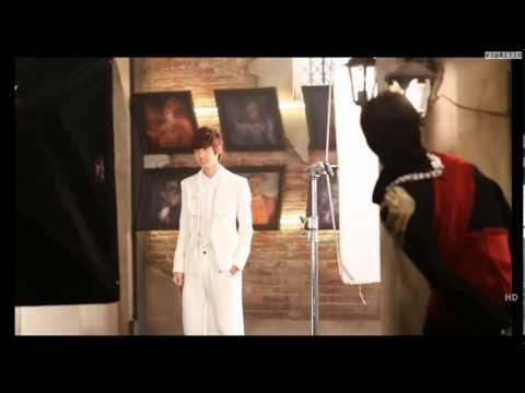 121108 Naver Special   Boyfriend JANUS MV Making Video