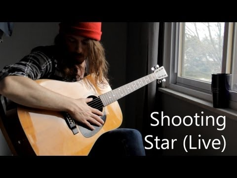 Jesse Cale - Shooting Star (Live in childhood bedroom)
