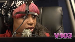 """Lisa """"Left Eye"""" Lopes's Sister, Reigndrop, Separates Fact & Fiction Of VH1's CrazySexyCool"""