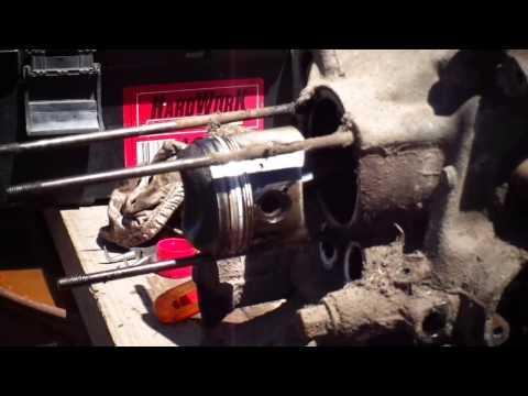 Baixar Motor Citroen 3CV M 28/1 - AK Furgoneta - Restauración 4/?