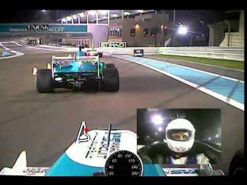 Formula 3000 Yas Marina Circuit - Racing - Autokinisis.com.mpg