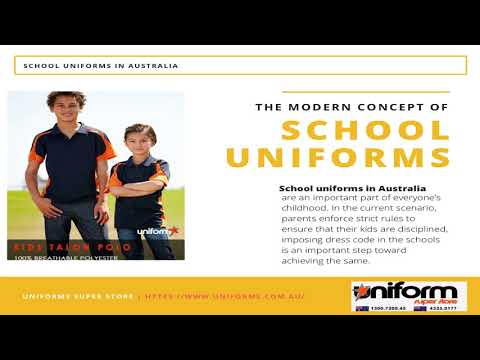 Benefits Importance Of Wearing Uniforms