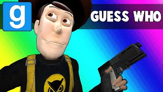 Gmod Guess Who Funny Moments - A Map Glitch Far Far Away (Garry's Mod)