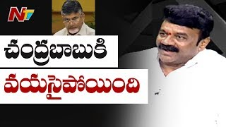 Talasani gives reasons why TDP has no future in AP..
