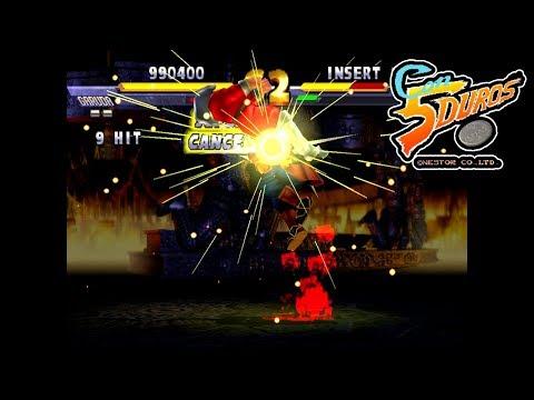 """[BIS] STREET FIGHTER EX 2 PLUS (GARUDA) - """"CON 5 DUROS"""" Episodio 86 (1cc) (CTR)"""