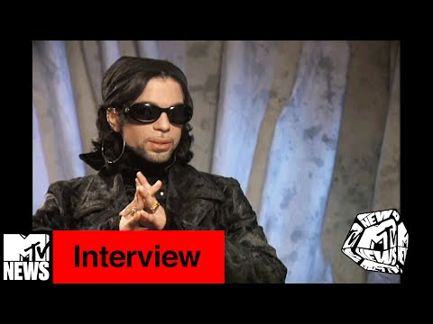 Prince on Sex, Violence, Media & The Influence of Music | MTV News