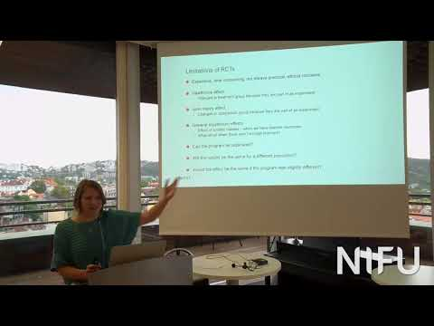 RCT – en metode for politikkrelevant utdanningsforskning.