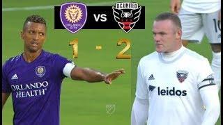 Wayne Rooney vs Nani Highlights | D.C. United vs Orlando City SC 31/03/2019