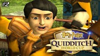 Das 1. Spiel der Saison! 🔥   Harry Potter: Quidditch World Cup #2