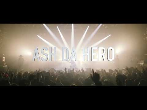 JAPANESE ROCK STAR ASH DA HERO (Introduction Video)