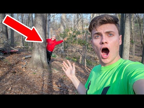 I FOUND MY BROTHER STEPHEN SHARER!! (WAS IT A PRANK?)