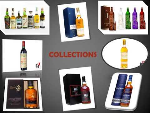 Wine and spirits wholesalers