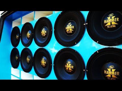 Baixar Amplificador Taramps + Alto Falante Eros Hammer 5.2K