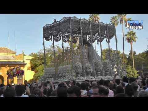 Traslado de ida de la Virgen de la Paz a la Catedral