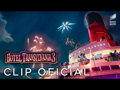 HOTEL TRANSILVANIA 3. La pandilla más monstruosamente divertida. En cines 13 de julio.