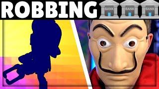 Robbing BANKS 🏦 for BELLE?! | INSANE Unbox Challenge!