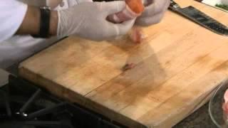 Grilled Bacon-Wrapped Salmon with Kikkoman...