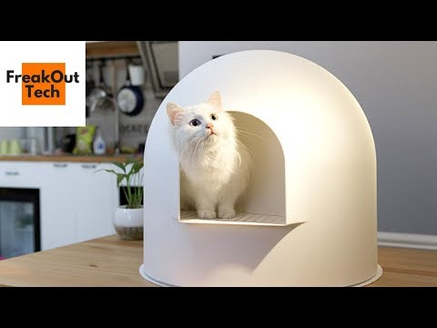 5 Incredible Inventions For Your Cat #1 ✔