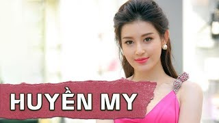 Tiểu sử Á hậu Huyền My - Rạng rỡ nét đẹp con gái Á Đông | SAO 360