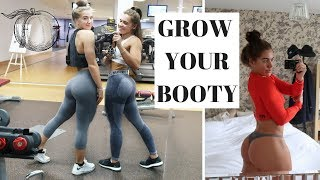 Grow Your Glutes | The Booty Workout You NEED To Be Doing