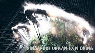 Singapore Urban Exploring