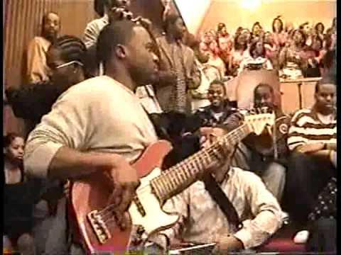 Sharay Reed @ Chicago Gospel Musician Jam