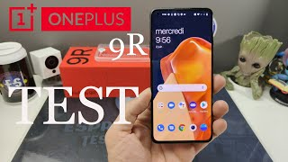 vidéo test OnePlus 9 par Espritnewgen