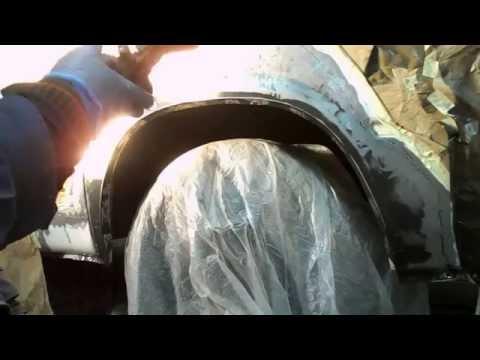 Jak naprawić karoserię w aucie - poradnik blacharza #2