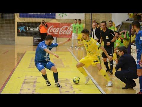 Jaén Paraíso Interior - Servigroup Peñíscola FS - Jornada 3 Temporada 2019/2020