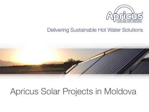 Apricus Moldova Solar Projects Presentation
