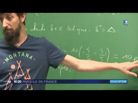 Stages de pré-rentrée (reportage de France 3)