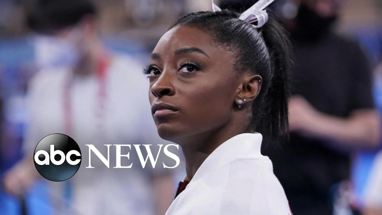 Simone Biles withdraws from another Olympic gymnastics final