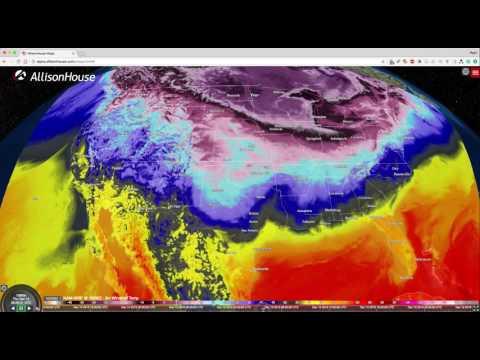 AllisonHouse Maps 2.0 Alpha - Wind Chill