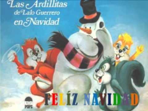 Las ardillitas de Lalo Guerrero: La piñata